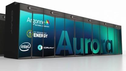 USA: Aurora wird erster Exascale-Supercomputer – Golem.de