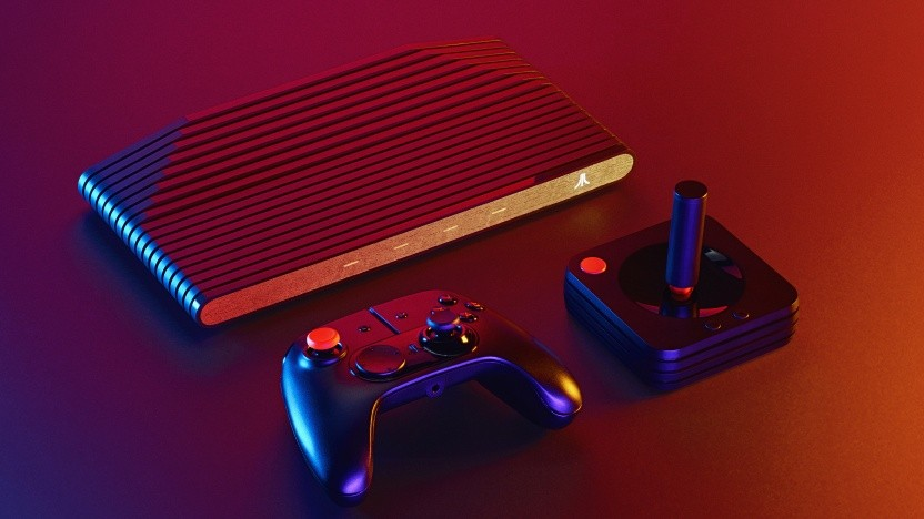 Ataris VCS kommt für die meisten erst im Jahr 2020 auf den Markt.