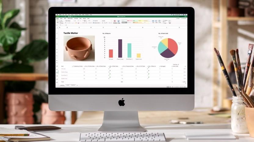 Neue iMacs für das Jahr 2019.