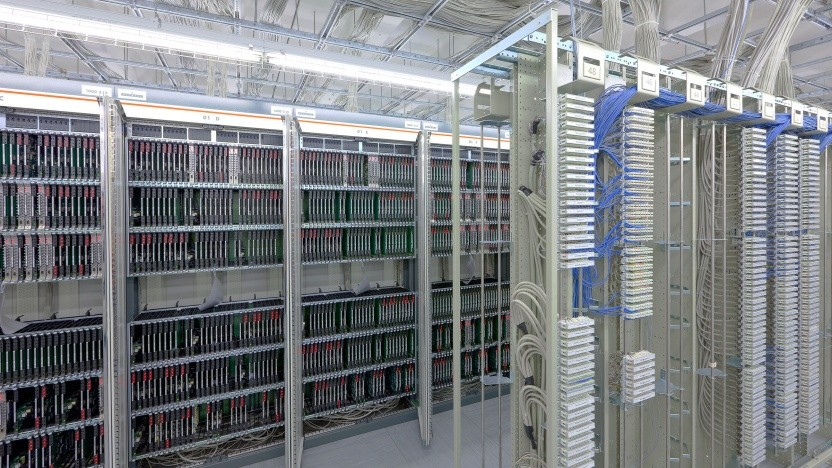 Vermittlungssysteme von Netcologne