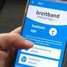 Netzabdeckung: Funkloch-App erfasst 600.000 weiße Flecken