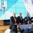 Auktion: United Internet legt in erster 5G-Bieterrunde vor