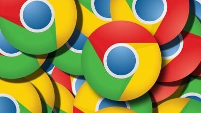 Chrome macht Probleme.