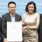 Huawei: Dorothee Bär verurteilt Anbieter-Blaming bei 5G