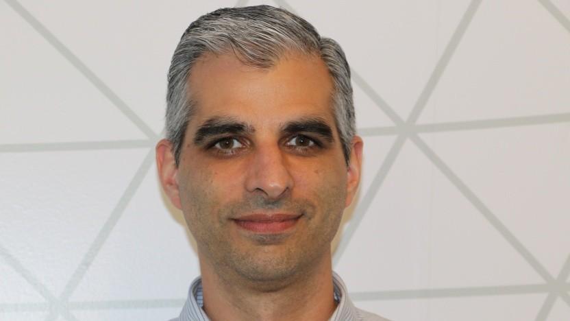 Kareem Choudhry ist Head of Gaming Cloud bei Microsoft.