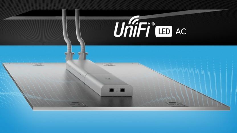 Ubuquiti bietet eine neue ULED-Leuchte an.
