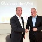 FTTH: Telekom und EWE gründen Glasfaser NordWest