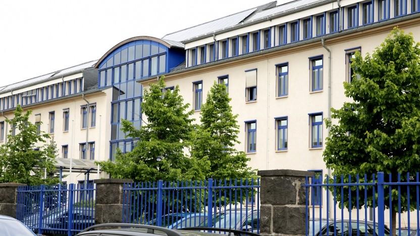 Bundesnetzagentur: Dienstgebäude in Mainz