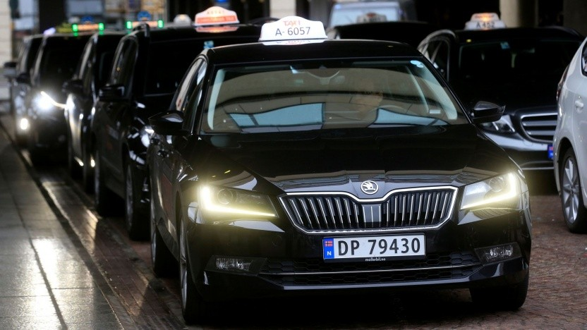 Taxis in Oslo: ab 2023 elektrisch