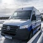 Mercedes-Benz: Sprinter soll 150 Kilometer elektrisch fahren