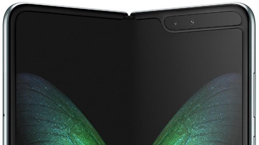 Das Galaxy Fold von Samsung