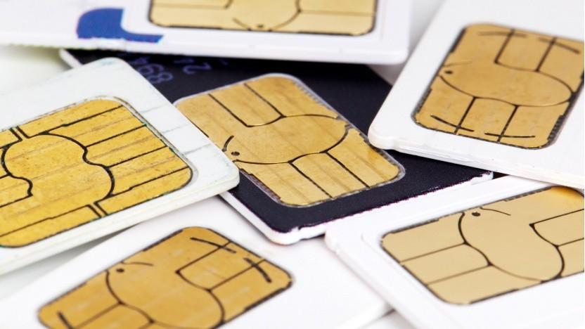 SIM-Karten (Symbolbild)