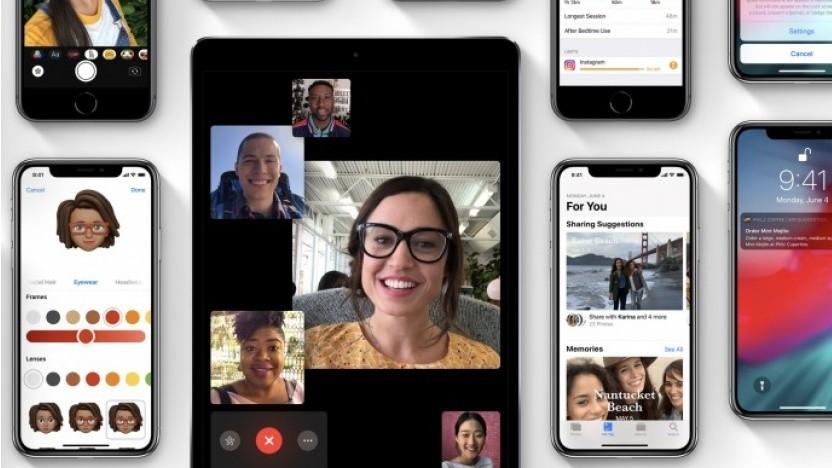 Apple veröffentlicht iOS 12.2