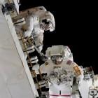 ISS: Nasa sagt Weltraumausflug mit zwei Astronautinnen ab