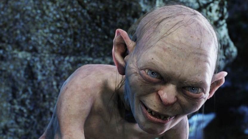 Gollum in der Verfilmung von Der Herr der Ringe