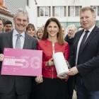 Deutsche Telekom: 5G soll Leitungen ins Eigenheim ersetzen
