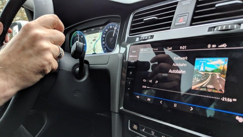 Autos sollen in der EU mit viel mehr Assistenzsystemem ausgerüstet werden.