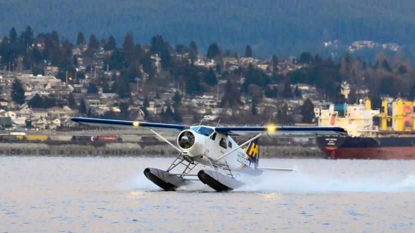 De Havilland Beaver von Harbour Air (Symbolbild): Verdoppelung der Reichweite durch Fortschritte in der Akkutechnik in den kommenden Jahren