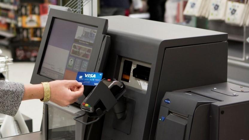 Kontaktlose Zahlungen werden modernisiert.
