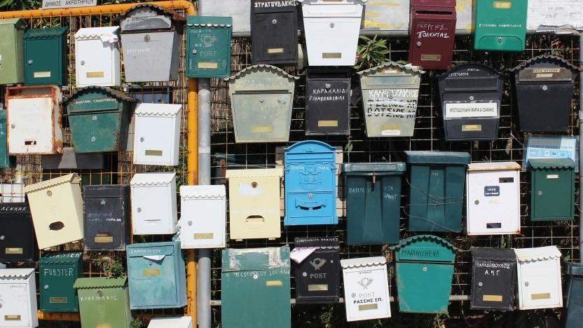 Zu viele Empfänger: Eine versehentliche E-Mail hat Mailserver überlastet.
