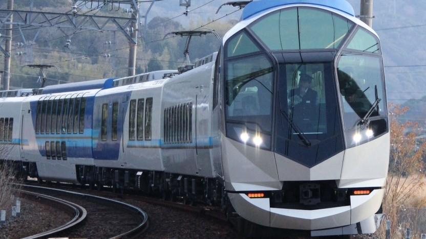 Zug von Kintetsu (Symbolbild): 580 km langes Schienennetz auf Honshu