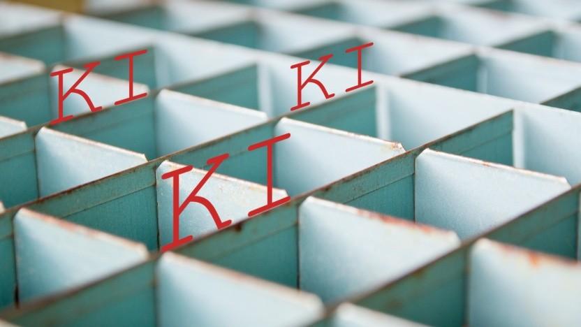 AWS bietet Containerumgebungen für KI-Anwendungen an.