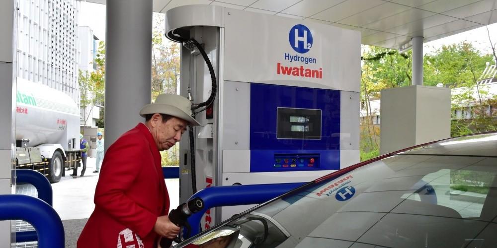 Energie: Warum Japan auf Wasserstoff setzt