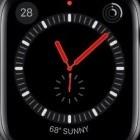 Kurioser Fehler: Zifferblatt der Apple Watch verliert Zahlen