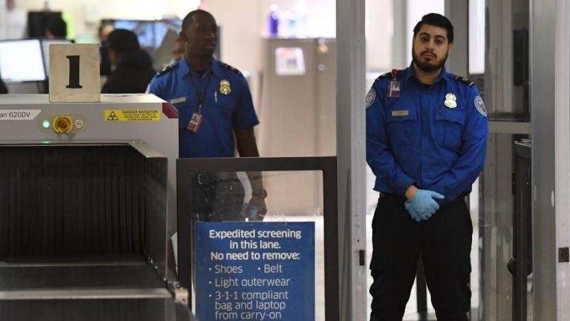 TSA-Kontrollen werden wieder laxer.