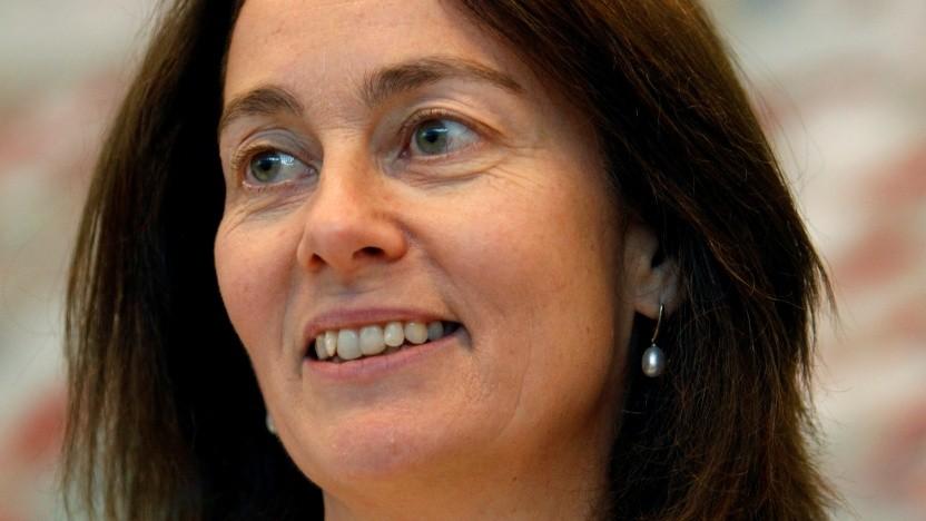 Bundesjustizministerin Katarina Barley traut Facebook nicht über den Weg.