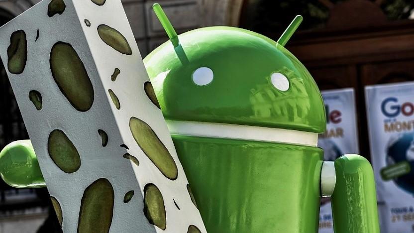 Die neuen Android-Patches sind fertig.