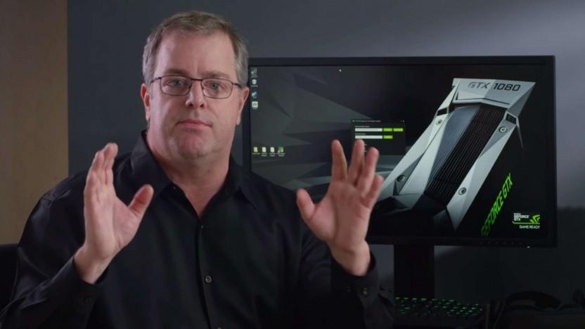 Tom Petersen erläutert G-Sync.