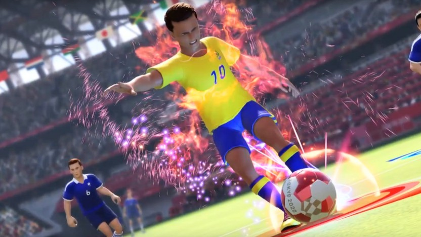 Artwork aus Olympic Games Tokio 2020 - The Official Video Game