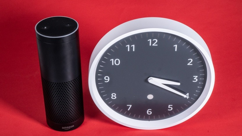 Amazons Echo Wall Clock