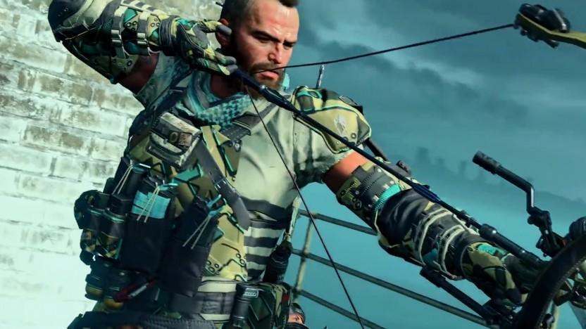Artwork von Call of Duty: Black Ops 4 - Blackout: Alcatraz