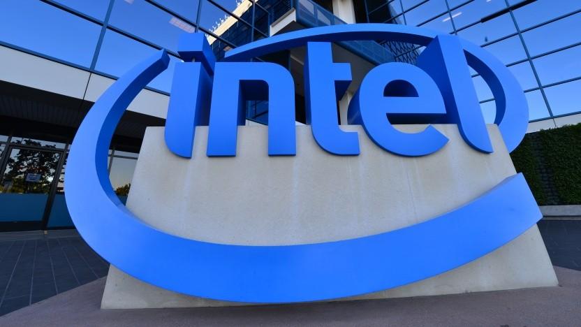 Intel-Standort im kalifornischen Santa Clara