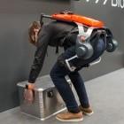 German Bionic: Aktives Exoskelett Cray X hilft beim Heben