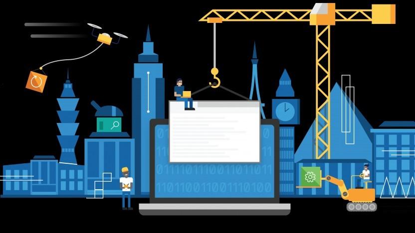 Microsofts Edge auf Chromium-Basis befindet sich offiziell noch im Bau.