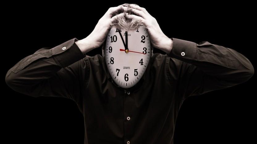Die Amazon Wall Clock bereitete uns Kopfzerbrechen