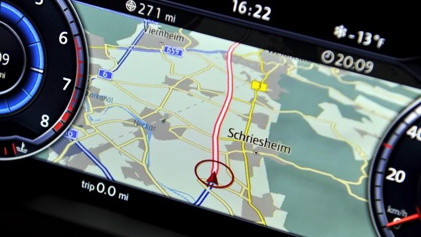 Einige Auto-Navigationssysteme können vom GPS-Roll-Over lahmgelegt werden.