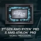 AMD Picasso: Ryzen Pro 3000 sind für Business-Notebooks