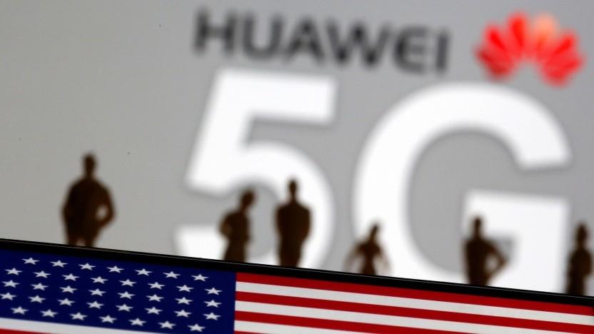 Die USA sehen die Beteiligung von Huawei am deutschen 5G-Netz offenbar nicht mehr so kritisch.