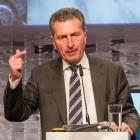 Günther Oettinger: EU soll KI-Forschung mit Milliarden-Investitionen fördern