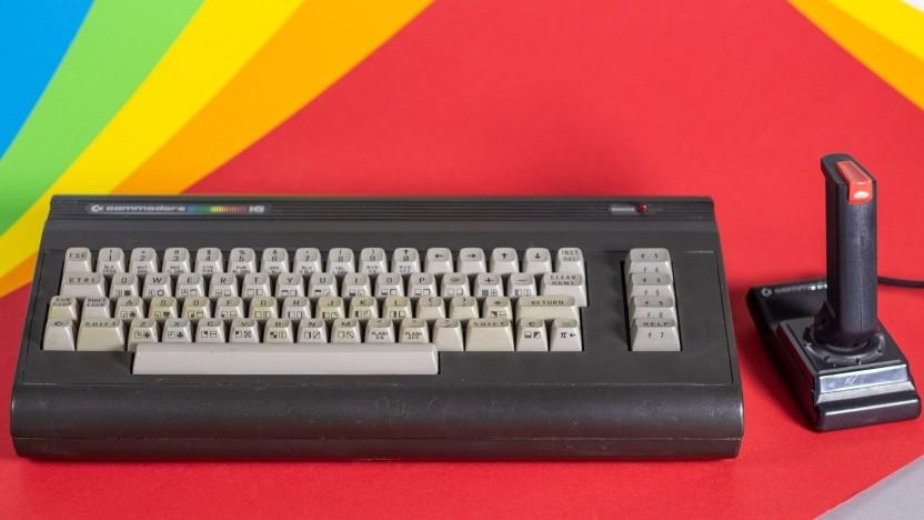 Zum Verlieben bunt: Mit 121 darstellbaren Farben war der C16 dem C64 zumindest in einem Bereich überlegen.