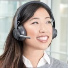 Zone Wireless: Logitech stellt kabelloses ANC-Headset fürs Großraumbüro vor