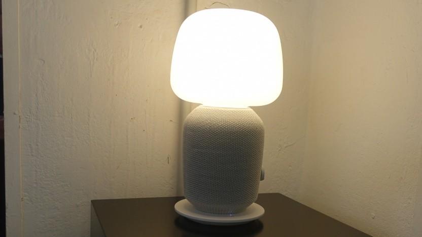 Ikeas Sonos-kompatibler Lautsprecher mit Lampe