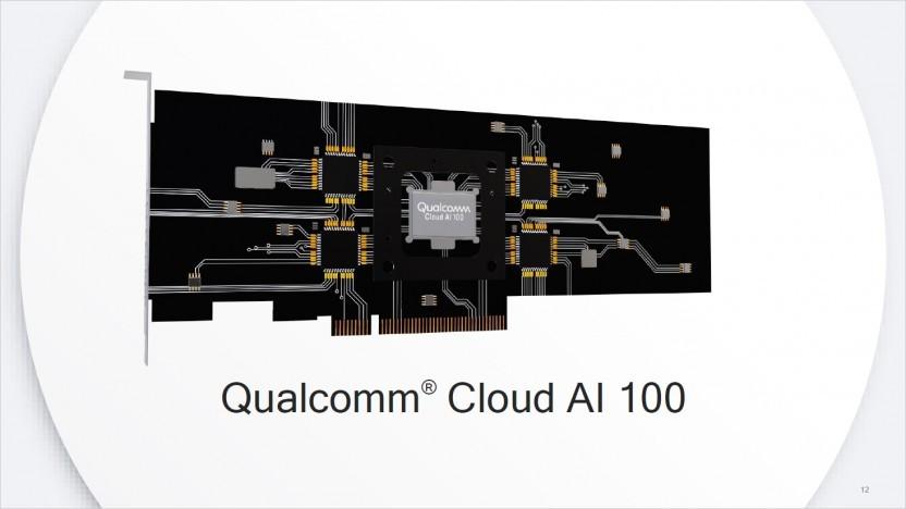 Cloud AI 100 Card