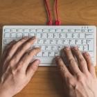 Raspi-Tastatur und -Maus im Test: Die Basteltastatur für Bastelrechner