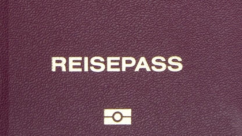 Deutscher Reisepass ePass