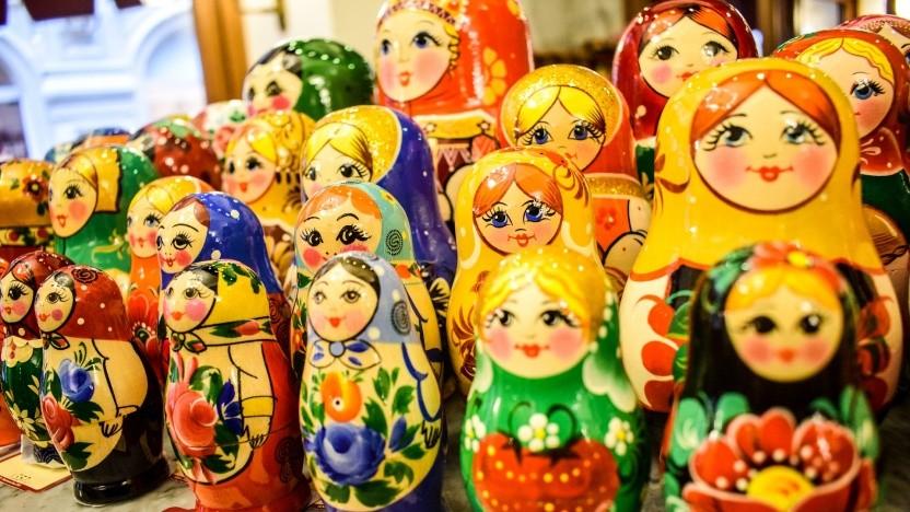 Mütterchen Russland bekommt bald sein eigenes Internet.